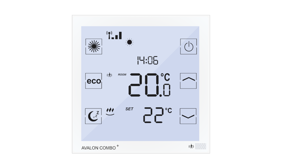 Avalon Combo Plus Thermostat